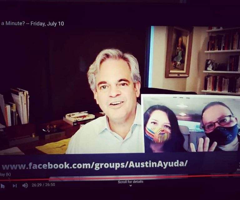 Austin Mayor Story